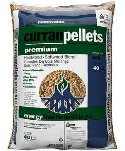 Curran Premium Wood Pellet Fuel - Littleton NH