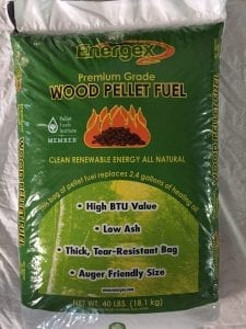Energex Wood Pellets - Littleton NH